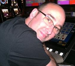 Photo: Adrian in Vegas