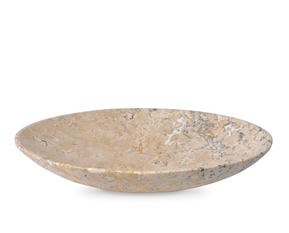 Travertine Niemeyer Bowl