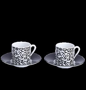 Keith Haring Espresso
