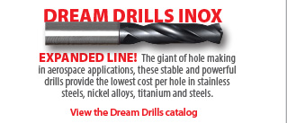 Dream Drills INOX