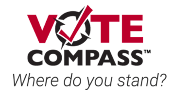 vote compass where do you stand