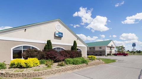 Best Western Pioneer Inn & Suites – Grinnell