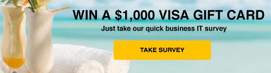 Win a Visa Debit Card