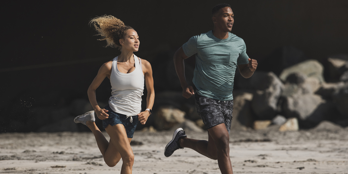 Sustainable Shorts Built For Performance