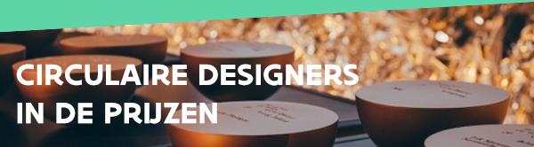 Circulaire designers in de prijzen