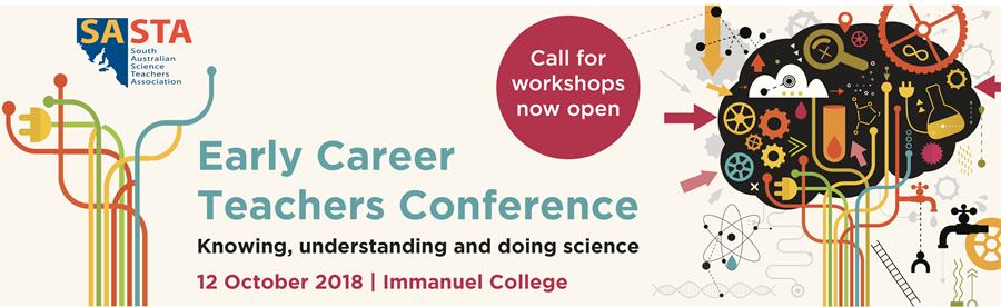 Early Career Teachers Conference, 12 October 2018