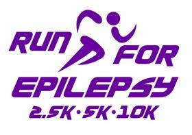 Logo: Run For Epilepsy