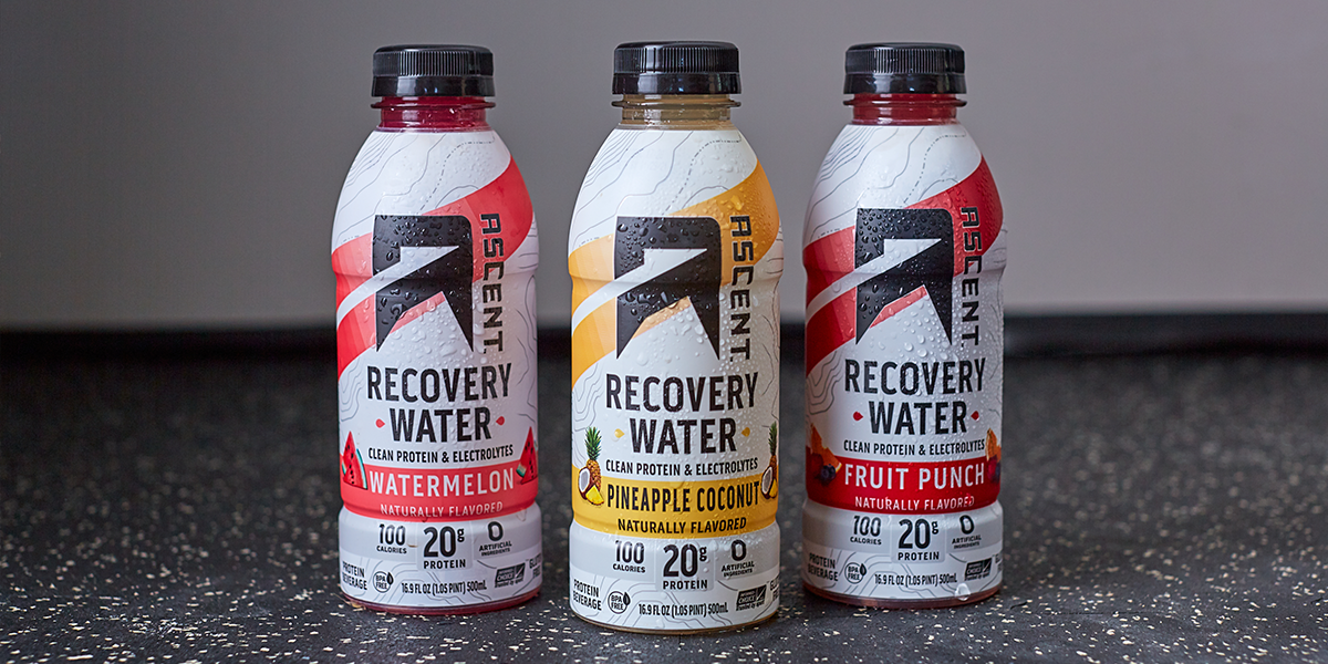 Work Hard & Recover Light with 20g of Clean Protein On-The-Go