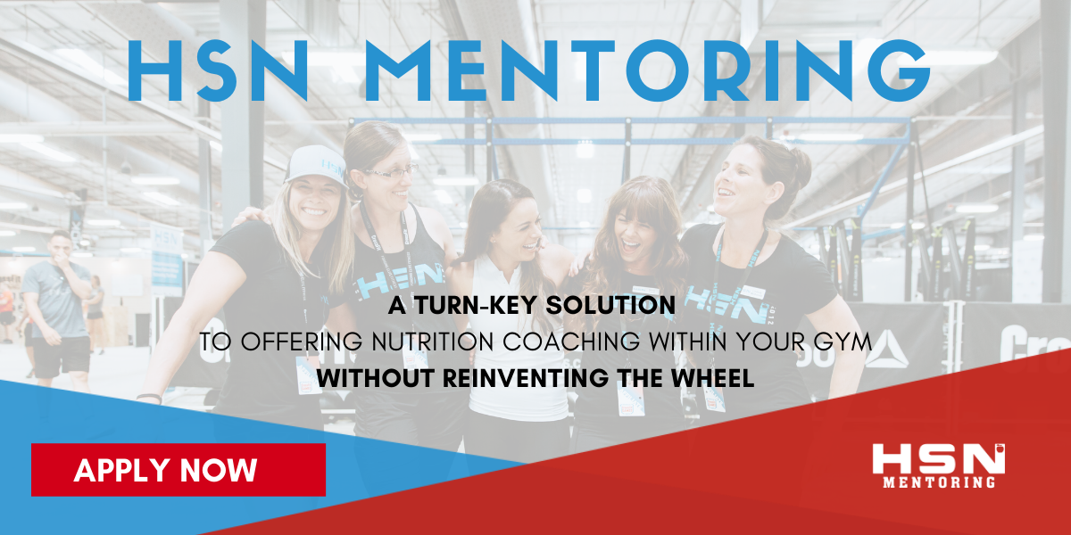 Gym Owners: Is Nutrition The Missing Piece Of The Puzzle In Your Gym?