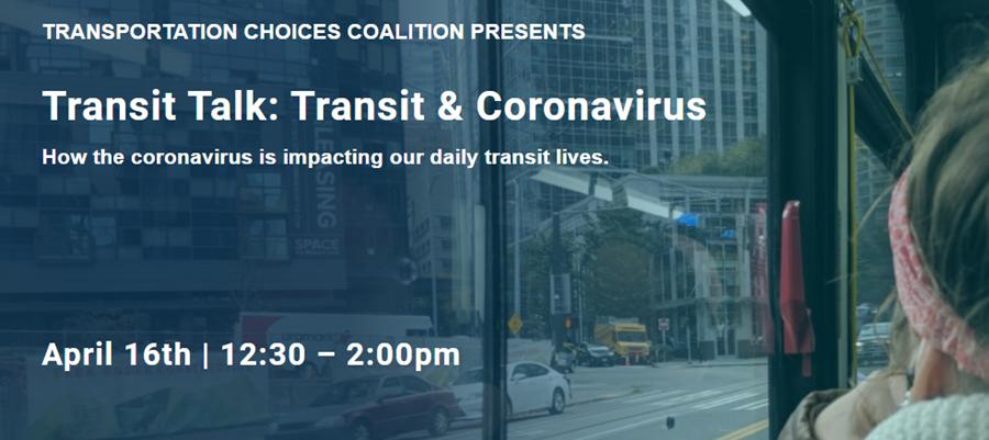 TCC Virtual Transit Talk Invite
