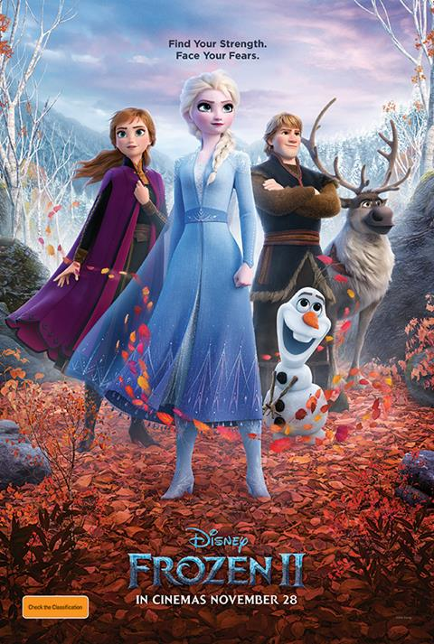 Watch the Frozen 2 Trailer