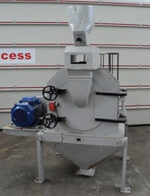 Used Gruber Hermanos Type Duplex 24-AP Pin Mill