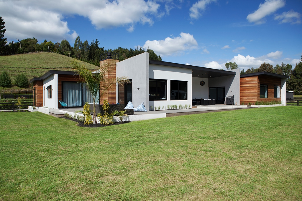 JGB Showhome in Te Puna, New Zealand
