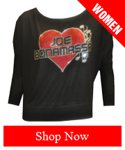 Crystallized Bonamassa Love Shirt