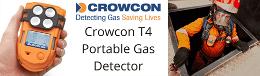 Crowcon T4 Gas Detectors