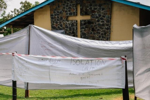 Ebola Chapel