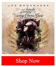 Joe Bonamassa 'An Acoustic Evening At The Vienna Opera House' CD