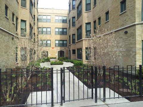 NEF Humbolt Park Housing development