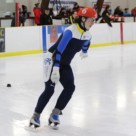 Special Olympics BC - Victoria athlete Liz Ashton