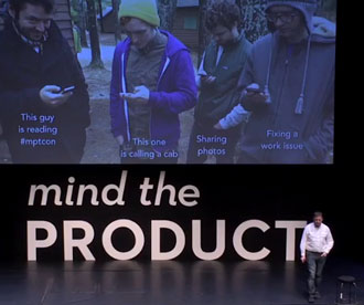 Product strategy in a growing company