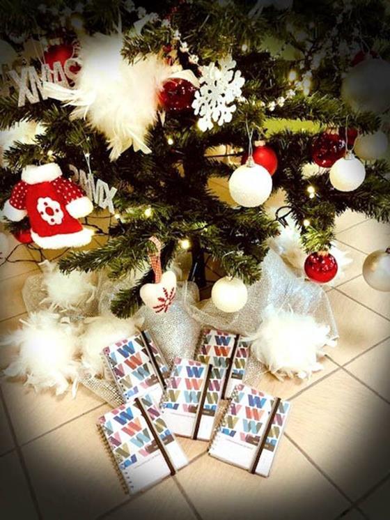 Werfagenda's onder de kerstboom