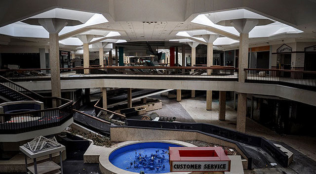 This was Once the World's Largest Shopping Mall