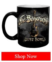 Joe Bonamassa Official Mug of the 2011 Dust Bowl World Tour