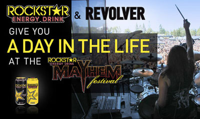 Win A Day In The Life On Mayhem Festival 2011