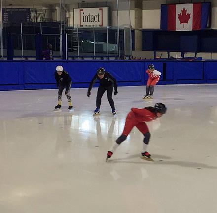 SOBC Speed Skating Performance Camp October 2017