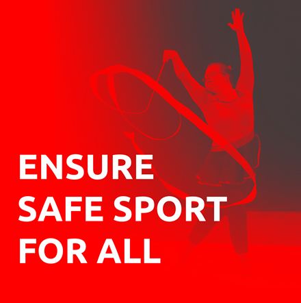 Special Olympics BC safe sport icon