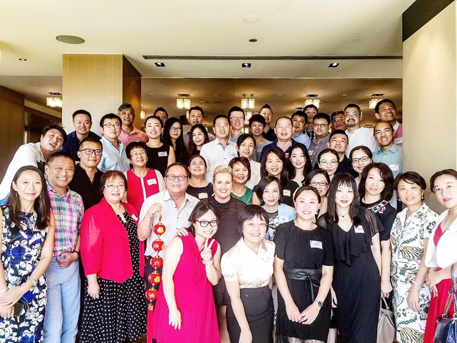 Chinese Inbound Tour Operator Networking
