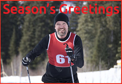Warmest season's greetings!