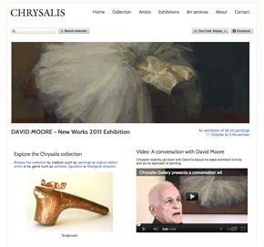 Chrysalis Website
