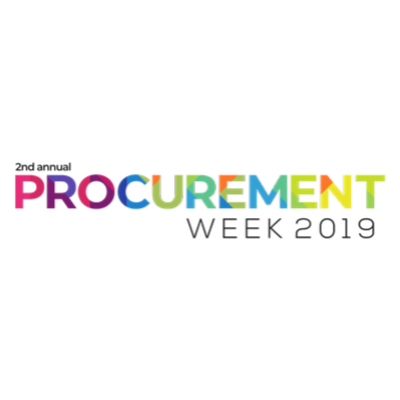 Procurement Week 2019