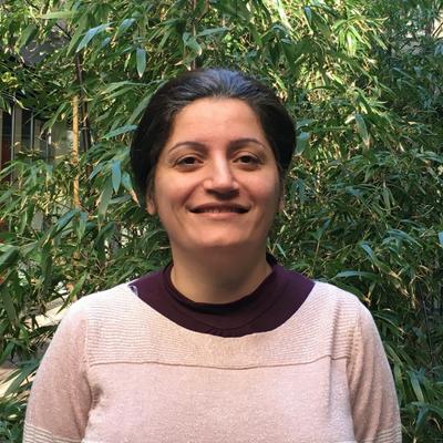 Our new Standards Officer Sahar Farzadnia