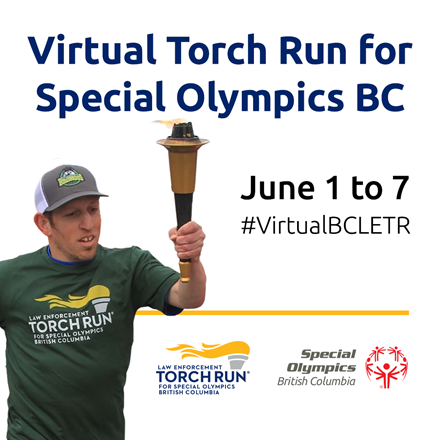 Virtual Torch Run for SOBC