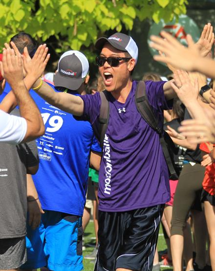 motionball Marathon of Sport Vancouver