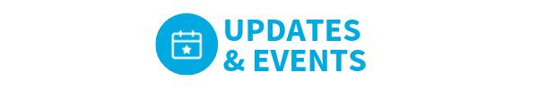 Updates & Events