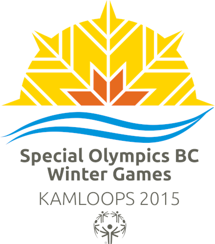 2015 Special Olympics BC Winter Games logo