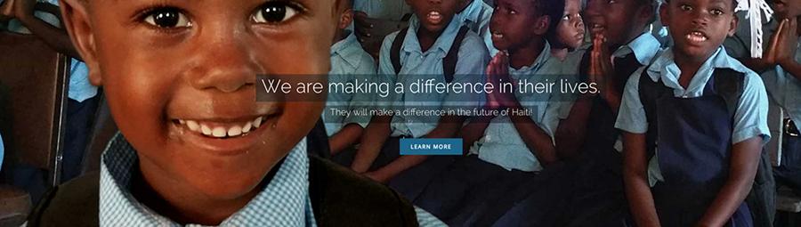 Schools for Haiti, Donate, campaign,