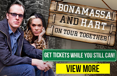 Beth and Joe on tour together. Get tickets while you still can. View More