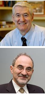 Robert Birgeneau and Eli Yablonovitch