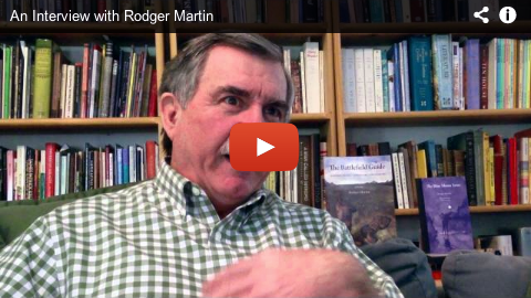 An interview with Rodger Martin