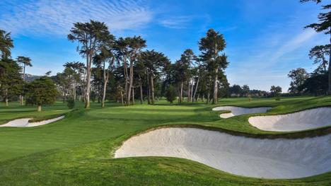 Olympic Club golf course