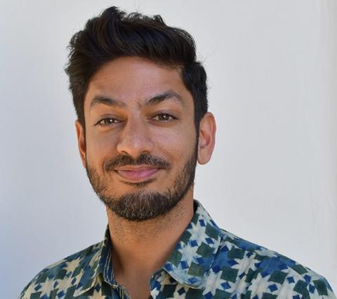 Headshot of Asad Ali Jafri