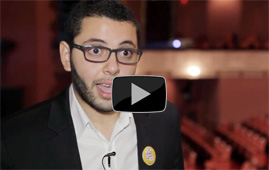 Elders' debate with Egyptian youth video thumbnail