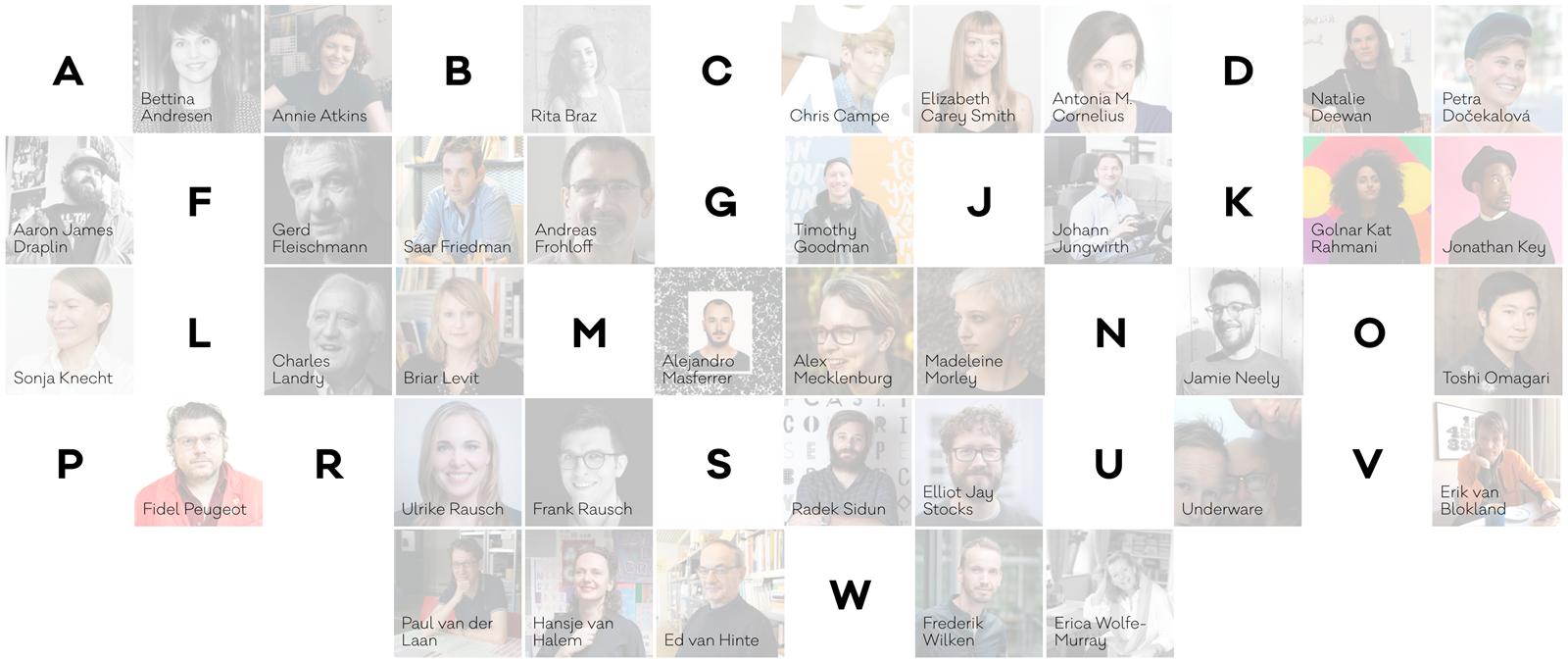 TYPO Berlin 2018 speaker roster