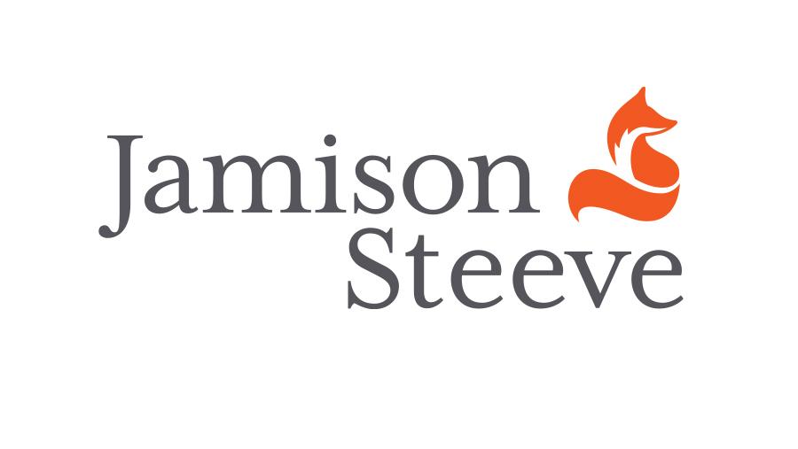 Image of Jamison Steeve logo.