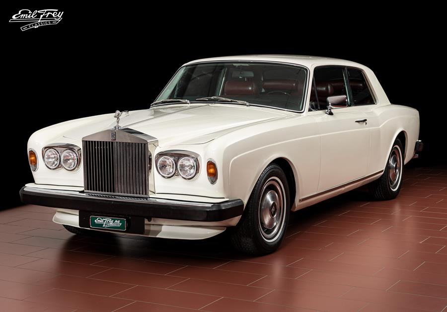 Rolls-Royce Corniche Coupé