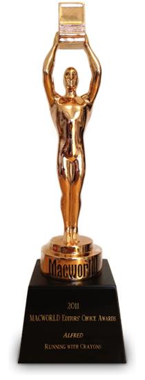 Macworld Award
